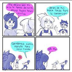 Funny Spanish Memes, Spanish Humor, Cute Comics, Funny Comics, Funny Gags, Hilario, Drama, Funny Times, New Memes
