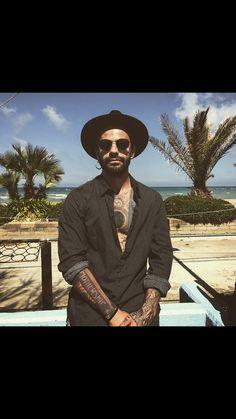 http://www.tag108.it/ #goffredo #emperador #tattoo #designer #style #tattoomodel #model #knitweardesigner