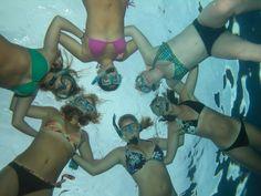Scuba Girl, Mini Bikini, Snorkelling, Scuba Diving, Underwater, Bikinis, Swimwear, Character Design, Lady