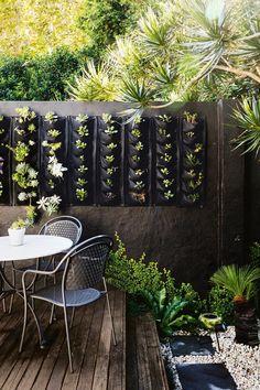 Vertical Garden Plants, Vertical Gardens, Vertical Planter, Hubert Reeves, Urban Garden Design, Courtyard Design, Coastal Gardens, Grow Tent, Plant Species