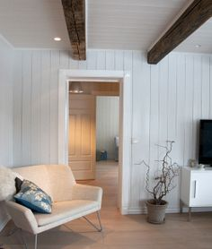 Beams ♡ Walls ♡ Country style ♡ Norway ♡