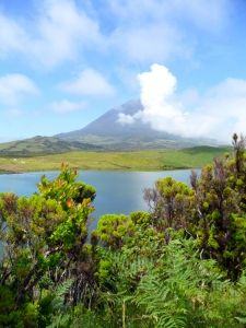 Landscape of the Pico Island Vineyard Culture, Azores, Portugal (UNESCO World Heritage Site)