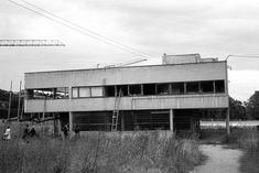 ville savoye en construcción_Le Corbusier