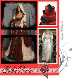 Vintage Inspired Fashion Blog : Gothic Bridal Veils for a Medieval Inspired Weddin...