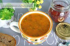 Semizotlu Tarhana Çorbası Tarifi | Kevserin Mutfağı - Yemek Tarifleri