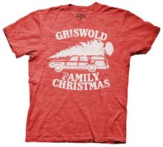 Griswold Family Christmas Premium Heather T-shirt
