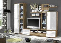 Wohnzimmer Schränke Dekorieren Ideen