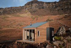 Sweeneys Bothy, Isle of Eigg, 2013 - Iain MacLeod, Bobby Niven