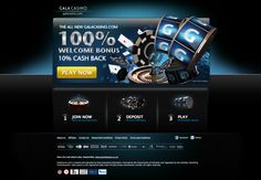 Online casino landing page casino vs epiphone
