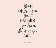Quotes and Motivation QUOTATION – Image : As the quote says – Description Inspiring words by graphic designer Julie Green of Up Up Creative for Design Milk. Words Quotes, Wise Words, Me Quotes, Motivational Quotes, Inspirational Quotes, Sayings, Daily Quotes, Qoutes, Pretty Words