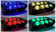 299.00$  Watch here - http://aliwlm.worldwells.pw/go.php?t=32372656032 - 8*10W RGBW 4in1 Quad LED Beam Spider Light led Beam Stage lighting for event party show Disco KTV