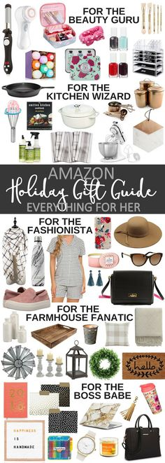 Trending Christmas Gifts For Her Amazon Christmas Gifts, Trending Christmas Gifts, Christmas Gift Guide, Christmas Gifts For Mom, Christmas Shopping, Holiday Gifts, Christmas Fun, Holiday Ideas, Holiday Decor