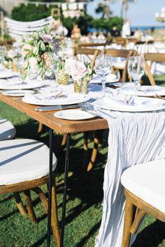 Romantic Blush Amelia Island Wedding via TheELD.com | Still55 Photography