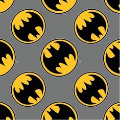 Flannel Batman Directional Bat Signs on Grey Cotton Fabric Fat Quarter Batman Logo, Batman Comics, Dc Comics, Batman Wallpaper, Superhero Fabric, Boy Quilts, Kids Prints, Paper Background, Pattern Wallpaper