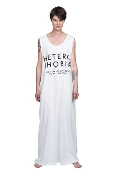 Heterophobia Tank Dress Tank Dress, Street Wear, Summer Dresses, Helsinki, Ecommerce, Pride, Shopping, Collection, Tops