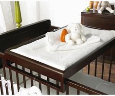 Taly's Creations: DIY Crib Top Changing Table