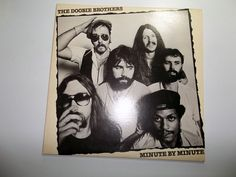 """The Doobie Brothers """"Minute by Minute"""" 12"""" Vinyl LP 1978 Classic Rock #1970sSingerSongwriterSoftRockTraditionalVocal"""