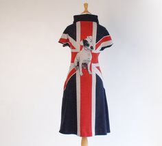 Union Jack and a Jack Russell