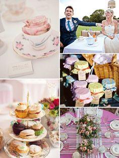 vintage tea party anyone?