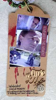 dec daily...dec 16 watched the last eposide of SOA