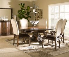 Merveilleux Spanish Style Dining Room Furniture | High Back Dining Chair U2013 Compare  Prices, Reviews And