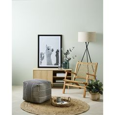 Linen Look Tripod Floor Lamp Apartment Living, Living Room, Living Area, Kmart Home, Kmart Decor, Interior Styling, Interior Design, Reno, Occasional Chairs