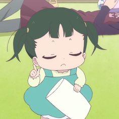 Manga Art, Anime Manga, Anime Art, Kawaii Chibi, Kawaii Anime, Gakuen Babysitters, Cute Love Gif, Anime Family, Comedy Anime