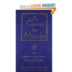 A Course in Miracles: Text, Workbook for Students, Manual For Teachers: Foundation for Inner Peace: 9780670869756