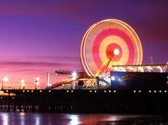 Santa Monica. One of the best inspiration-seeking & people-watching spots.