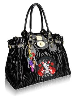 88b1377f4647 Animal Print Tote available in black, brown, purple and white