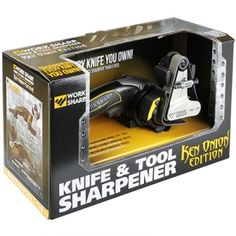 Find the Work Sharp Knife & Tool Sharpener Ken Onion Edition by Work Sharp at Mills Fleet Farm.  Mills has low prices and great selection on all Grinders   Sanders.
