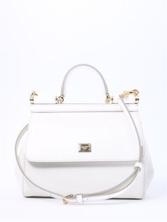 DOLCE   GABBANA DOLCE   GABBANA SMALL SICILY TOTE BAG.  dolcegabbana  bags   shoulder bags  hand bags  leather  tote 2f05e41cbcd92