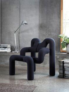 Ekstrem chair by Terje Ekstrøm, manufactured by Variér