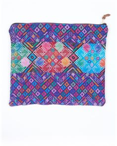 Guatemalan woven bag from The Little Market