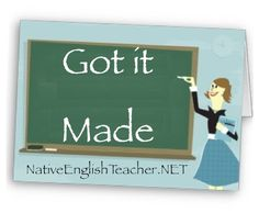 GOT IT MADE (phr adj): Someone who has got it made is so happy and successful in life that they have no worries.    With a happy family life, a new house and a super job, Sam's GOT IT MADE.    Learn English Idioms & Slang everyday with Native English Teacher .NET!