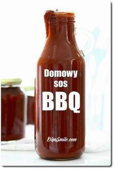 Pulled Pork Recipes, Barbecue Recipes, Sos Barbecue, Grilling Recipes, Yum Yum Sauce, Barbeque Sauce, Polish Recipes, Polish Food, Smoking Meat