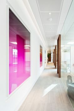 WAN INTERIORS Offices/commercial, INDEX VENTURES LONDON