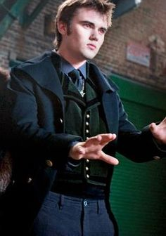 Alec (played by Cameron Bright) is a member of the Volturi guard, serving as one of the highest ranked guards. He has a twin sister named Jane, who's also a high ranking member of the guard.  Jane and Alec are the Volturi's most offensive weapons, as they both hold abilities to completely take down an opponent, regardless of size. Alec possesses the gift of sense deprivation. He can completely cut off all senses of multiple targets.