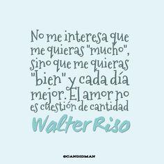 Walter Riso   @Candidman