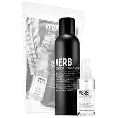 Ghost Oil™ & Hairspray Set - Verb | Sephora