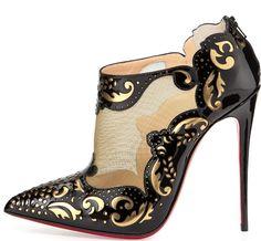 High Heels on Pinterest | Christian Louboutin, Heels and Black ...
