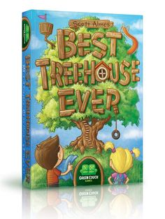 Best Treehouse Ever — Green Couch Games