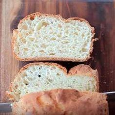 Foto da receita: Pão de forma sem glúten