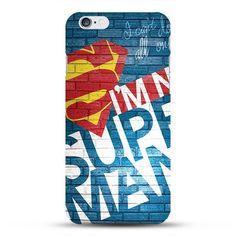 Marvel Superhero Case For iPhone Models 5,6,7