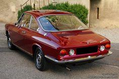 Simca 1200S Coupe by Bertone ^ https://de.pinterest.com/valpas1417/simca-talbot/