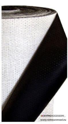 Schiumax nera ai carboni attivi. Black latex foam with active carbon. #CentroAccessori