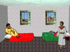 Bible Stories - Joseph in Prison