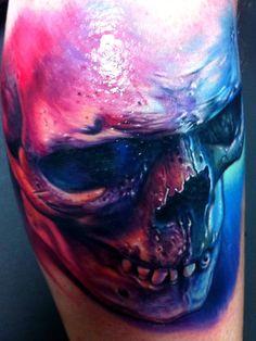 Paul Acker - deep six tattoo