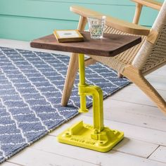 Yellow Jack Side Table - View All - Shop By Category - New For Spring
