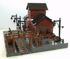 Train Station | Flickr - Photo Sharing!